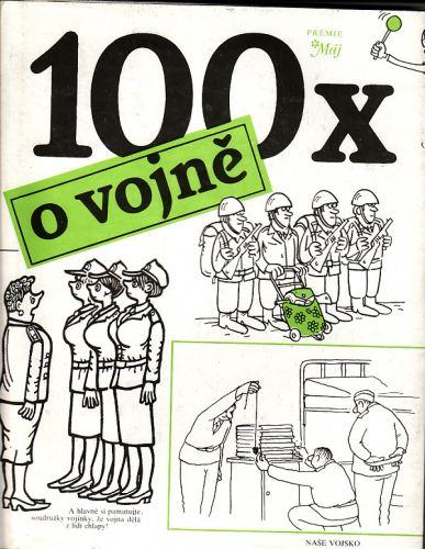 100 x o vojně cena od 50 Kč