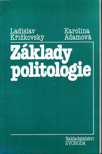 Základy politologie cena od 140 Kč