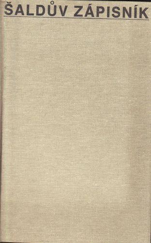Šaldův zápisník cena od 120 Kč