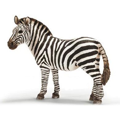 SCHLEICH zebra kobyla 14392 cena od 124 Kč