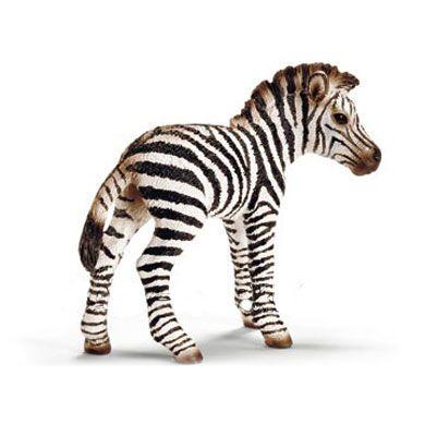 SCHLEICH zebra hříbě 14393 cena od 79 Kč