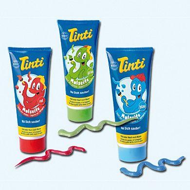 TINTI mýdlo na malování 3 dílné balení cena od 224 Kč