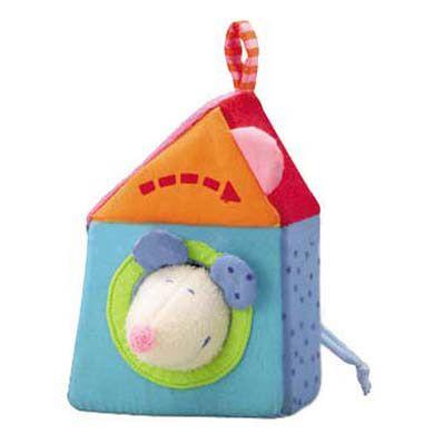 HABA Hrací domeček, myška v domečku cena od 278 Kč