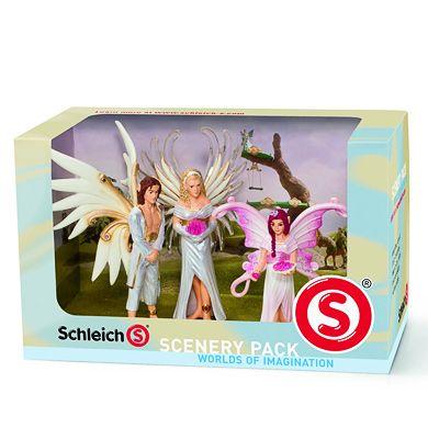 SCHLEICH Scenery Pack Elfí svatba 41809 cena od 450 Kč