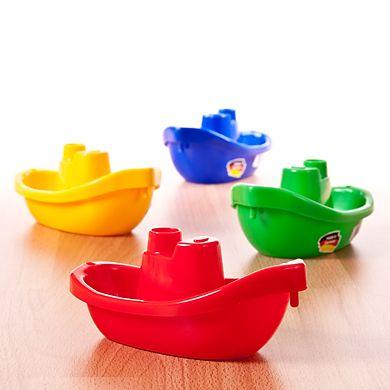 SPIELSTABIL Mini loďka cena od 38 Kč