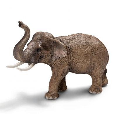 SCHLEICH Samec asijského slona 14653 cena od 135 Kč