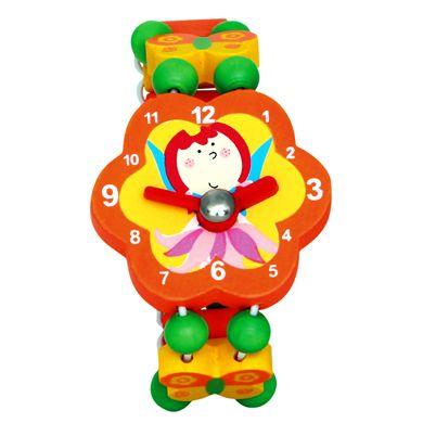 BINO náramkové hodinky motiv víla cena od 31 Kč