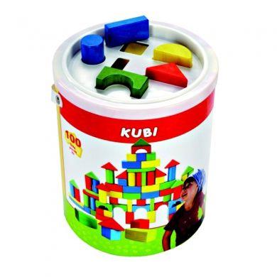BINO Stavební kostky v bubnu cena od 255 Kč