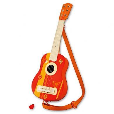 SEVI akustická kytara s popruhem