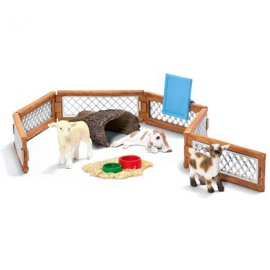 SCHLEICH Ohrada se zvířaty 41814 cena od 400 Kč