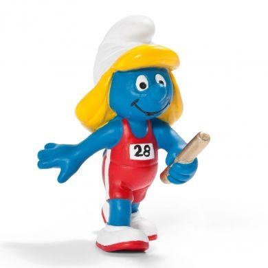 SCHLEICH Šmoulinka - štafetová běžkyně 20739 cena od 71 Kč