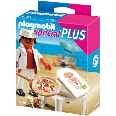 PLAYMOBIL Pizzař 4766 cena od 99 Kč