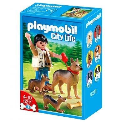 PLAYMOBIL Ovčák se štěnátkem cena od 0 Kč