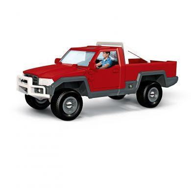 SCHLEICH Pick-up s řidičem 42090 cena od 682 Kč
