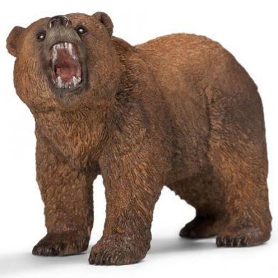 SCHLEICH Medvěd grizzly 14685 cena od 140 Kč