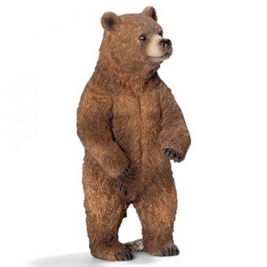SCHLEICH Medvědice grizzly 14686 cena od 140 Kč