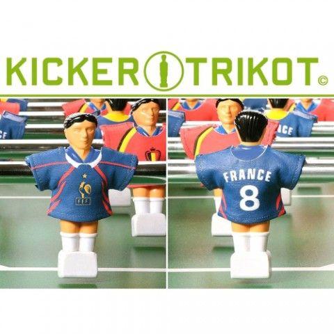 OEM Náhradní fotbalové dresy Francie