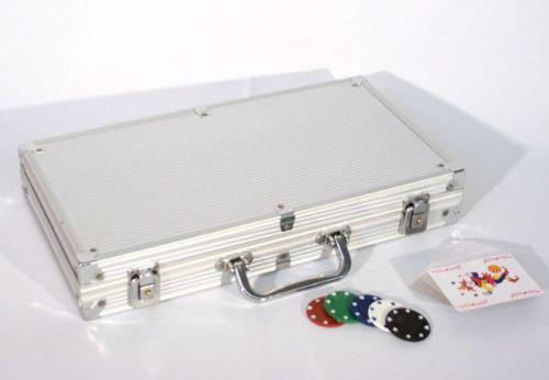 OEM Poker set 300 ks žetonů s příslušenstvím