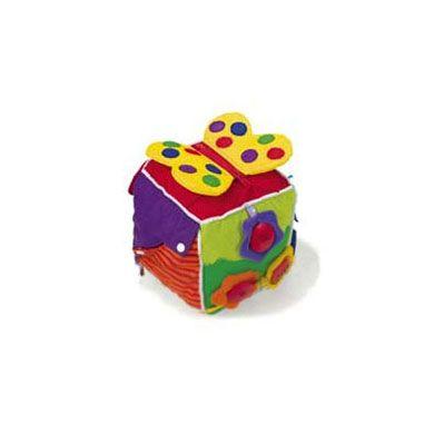 LEGLER dětská kostka z látky cena od 417 Kč