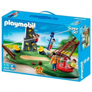 PLAYMOBIL Hřiště - sada cena od 395 Kč