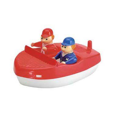AQUAPLAY Sportovní člun se dvěma postavami