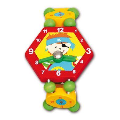 BINO náramkové hodinky motiv pirát cena od 29 Kč