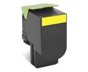 Lexmark 702HY žlutá