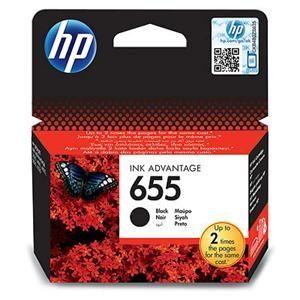 HP 655 černá cena od 118 Kč