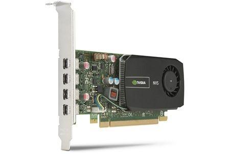 HP Nvidia NVS 510 PCIex16 2 GB