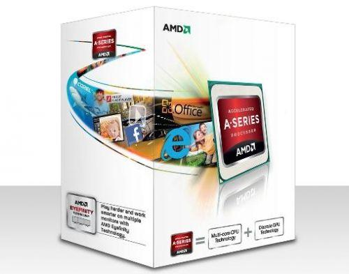 AMD Trinity A4-5300 2core Box