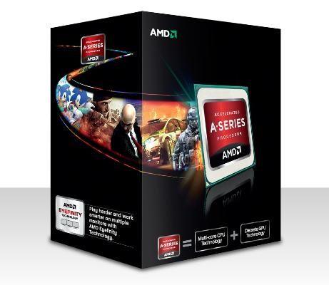 AMD Trinity A6-5400K 2core Box