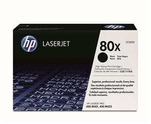 HP CF280XD černá