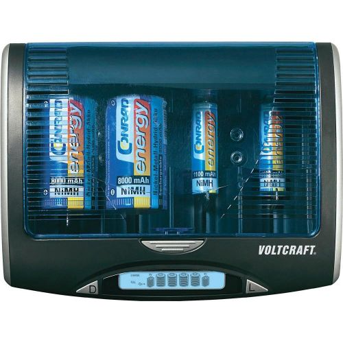 Voltcraft P600 LCD