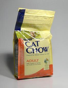 Purina Cat Chow kuře,krůta 1,5 kg