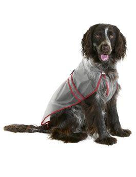 PET Pláštěnka pro psy 34 cm