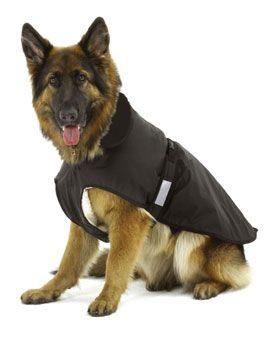 PET Obleček Thermo s kožešinou 2v1 64 cm