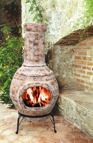 Avenberg Tocumen ohniště