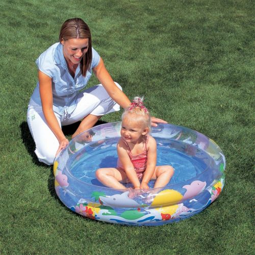 OEM Bazén nafukovací 91 x 20 cm cena od 129 Kč