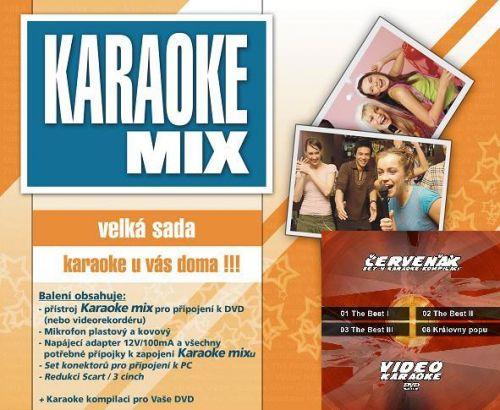 OEM Karaoke set Maxi sada
