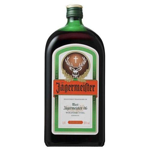 Jägermeister 1 l cena od 490 Kč
