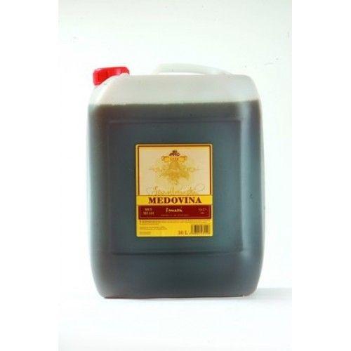 APIMED Staroslovanská medovina tmavá - lesní 10 l