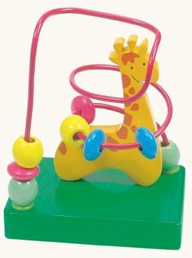 Bino Motorický labyrint žirafa cena od 0 Kč