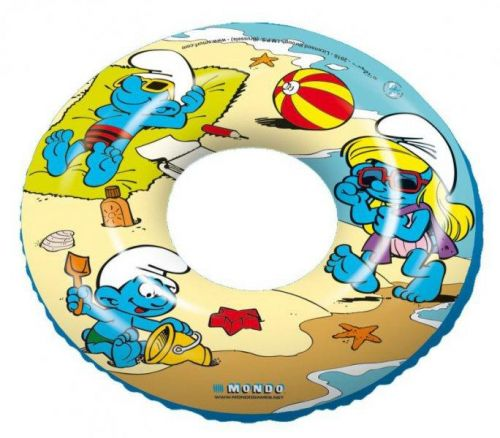 Mondo Nafukovací kruh Šmoulové 50 cm cena od 66 Kč