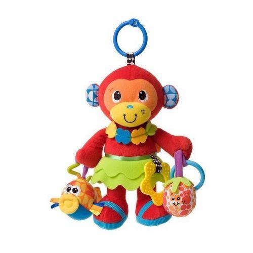 Infantino Aktivity opička Mia cena od 0 Kč