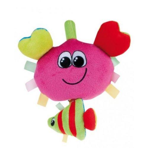 Canpol babies plyšová hrací skříňka oceán krab cena od 269 Kč