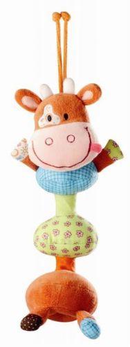 Lilliputiens Vibrující natahovací kravička Vicky cena od 305 Kč