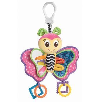 Playgro závěsná hračka motýl My First cena od 356 Kč