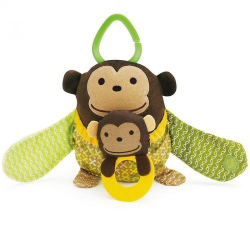 Skip Hop Kamarádi na kočárek Opička cena od 0 Kč