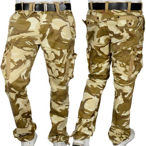 Alpha Industries Tough C Cargo Men No Denim kalhoty