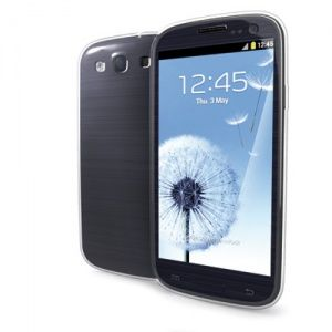Celly Gelskin pouzdro pro Galaxy S III